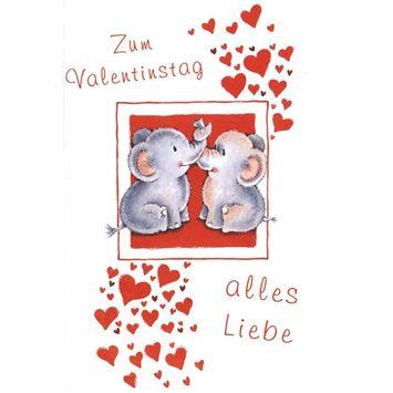grusskarten valentinstag
