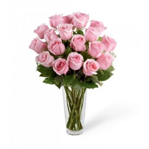 rosen in blumenvase